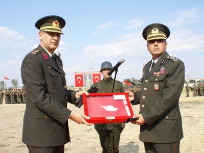 Alay Komutanlık Forsu Teslimi 19 Temmuz 2008