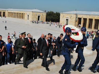 Göztepe Spor Kulübü Çalışanları ile Anıtkabir Ziyareti