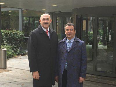 Gelişim-Üniversitesi-Mütevelli-Heyet-Başkanı-ile-Clogne---Germain-Sport-Üniversitesi-Ziyareti