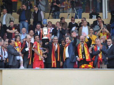 Göztepe 2 nci Lig Şampiyonluğu