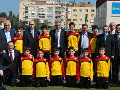 Göztepe Futbol Akademi Açılışı