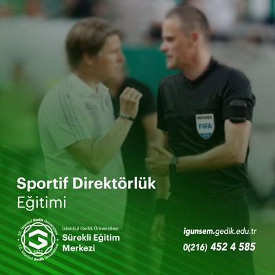 sportif-direktörlük